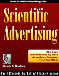 scientific advertising book cover
