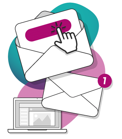 Lead Nurturing Emails Image
