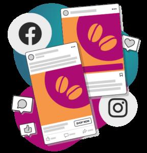 Facebook and Instagram Image