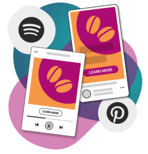 Spotify and Pinterest Image
