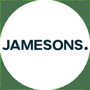 James Strata logo circle